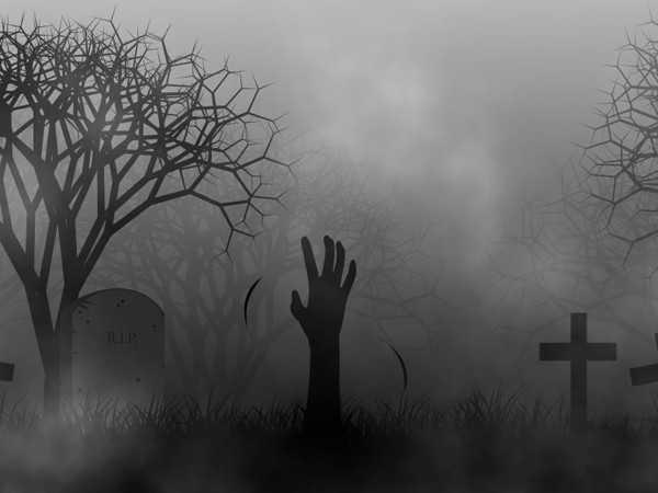 Hỗn hợp khí photphin và diphotphin thường xuất hiện trong nghĩa địa, đầm lầy,....