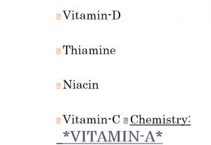 Phản ứng của Vitamin D với SbCl3